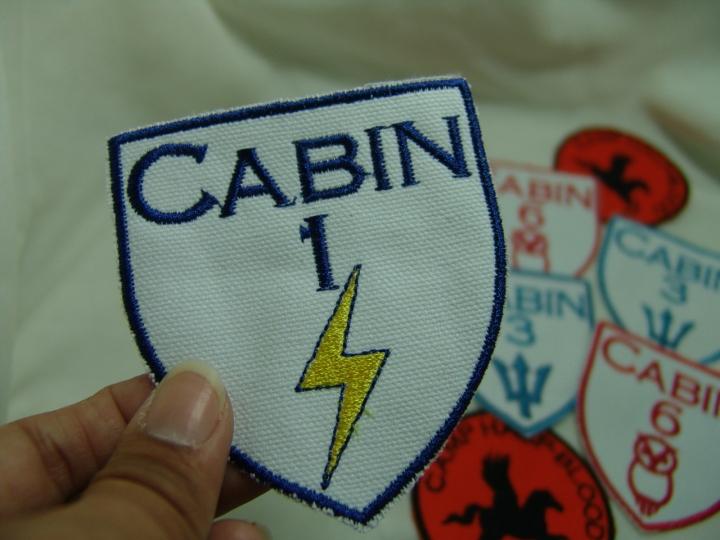 Cabin 1 (Zeus)
