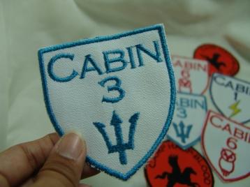 Cabin 3 (Poseidon)