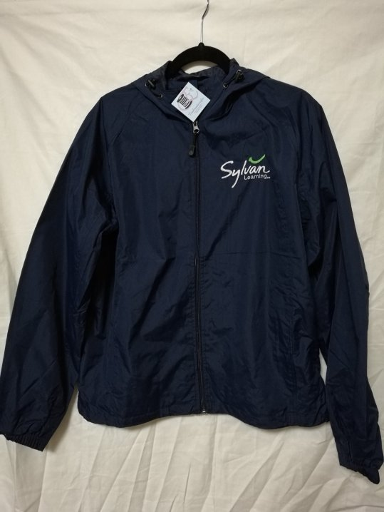 Sylvan Learning Rain Jacket
