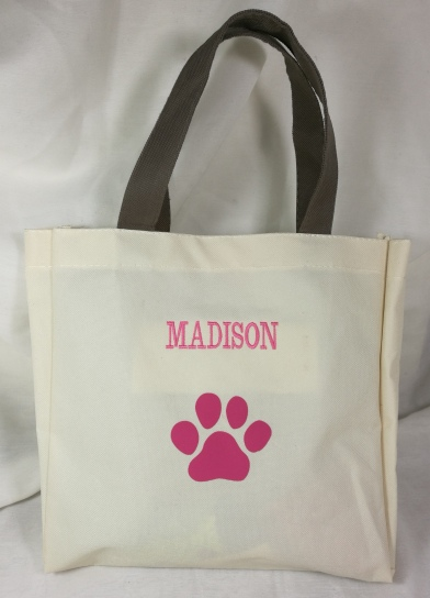 Back of Tote Bags