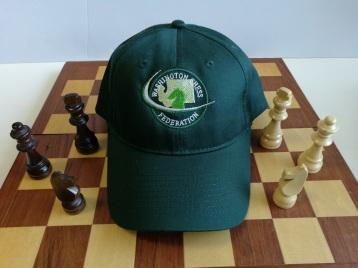 Washington Chess Federation Caps