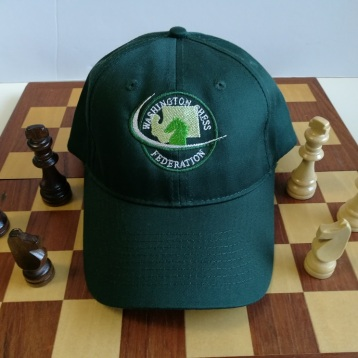 Washington Chess Federation Caps
