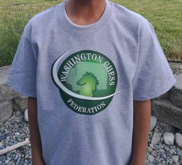 Washington Chess T-Shirts