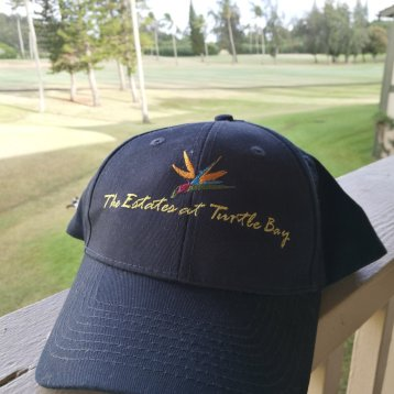 Turtle Bay Resort Hat