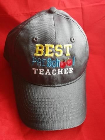 School Teacher Hat