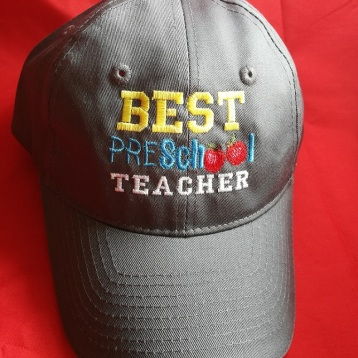 School Teacher Hat